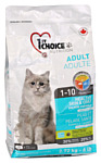 1st Choice (2.72 кг) HEALTHY SKIN and COAT for ADULT CATS