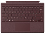 Microsoft Surface Pro Signature Type Cover Burgundy