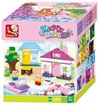 SLUBAN Kiddy Bricks M38-B0503