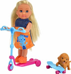 Simba Evi LOVE Scooter Fun 105732295 (тип 1)