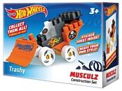 Bauer Hot Wheels 714 Musculz Trashy