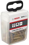 Bosch 2608522274 25 предметов