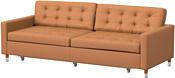 Ikea Ландскруна 792.830.15 (бумстад золотисто-коричневый/металл)