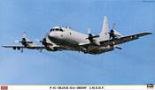 Hasegawa Береговой патрульный самолет P-3C Block IIIA Orion