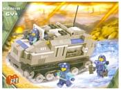SLUBAN Военный спецназ M38-B0199