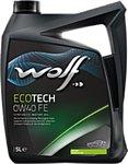 Wolf Eco Tech 0W-40 FE 4л