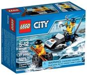 LEGO City 60126 Побег на шине