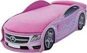Мебелев Мерседес-М 196x80 (розовый)