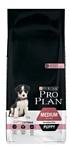 Purina Pro Plan Puppy Medium Sensitive Skin (12 кг)