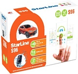 StarLine S96 BT 2CAN+2LIN GSM