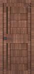 Belwooddoors Мадрид 05 80 см (стекло, экошпон, нойс/мателюкс бронза)