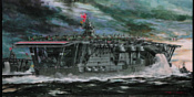 Hasegawa Авианосец IJN Aircraft Carrier AKAGI '41