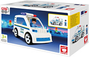 Efko Полицейский автомобиль с водителем 33211EF-CH