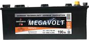 Megavolt 12V +L (190Ah)