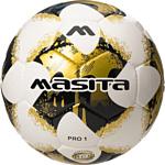 Masita Pro BA201-3900 (5 размер, золотистый/белый)