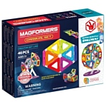 Magformers 703001 Fixie Carnival Set