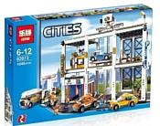 Lepin City 02073 Городской гараж
