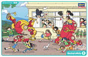 Hasegawa MechartoWeGo No.01 Aka & Kiiro RD/YW Combo