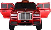 Kid's Care Rolls Royce Cullinan (красный)