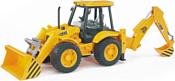 Bruder JCB 4CX Backhoe loader 02428