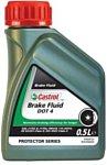 Castrol Brake Fluid DOT 4 0.5л