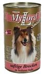 Dr. Alder МОЙ ЛОРД СЕНСИТИВ ягненок + рис кусочки в желе Для чувствительных собак (1.24 кг) 12 шт.