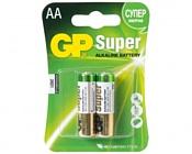 GP Super Alkaline AA 2 шт.