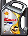 Shell Rimula R6 ME 5W-30 4л