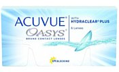 Acuvue Oasys with Hydraclear Plus (от +8.0 до -12.0) 8.4 mm