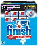 Finish Powerball Quantum 80tabs