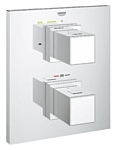 Grohe Grohtherm Cube 19958000 + 35500000
