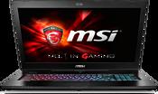 MSI GS72 6QE-435XRU Stealth Pro