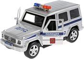 Технопарк Mercedes-Benz G-Class Полиция G-СLASS-P-SL