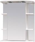 Onika Шкаф с зеркалом Глория 65.02 левый (белый) (206506)