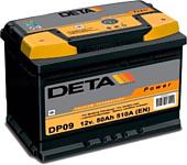 DETA Power DB705 R (70Ah)