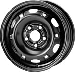 Magnetto Wheels 15007 6х15/5х100 D57.1 ET38 BK