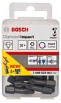 Bosch 2608522062 10 предметов