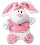 Gulliver Кролик белый, сидячий (56 см)