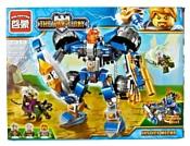 Enlighten Brick The War of Glory 2313 Бесстрашный воин-трансформер