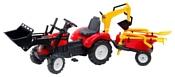 Falk Трактор-экскаватор с прицепом (2081RM)