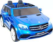RiverToys Mercedes-Benz GLS63 4WD (синий)
