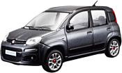 Bburago Fiat Nuova Panda 18-22123 (серый)