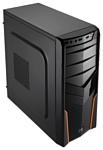 AeroCool V2X Orange Edition 600W Orange