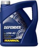 Mannol Defender 10W-40 4л