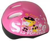 Maxcity Teddy pink (шлем)
