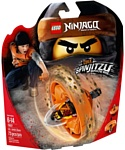 LEGO Ninjago 70637 Коул - Мастер Кружитцу