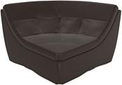 Лига диванов Холидей 101947 (коричневый)