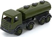Полесье Престиж автомобиль военный с полуприцепом-цистерной РБ 49162