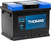 Thomas низкий R (60Ah)