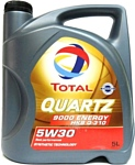 Total Quartz 9000 Energy HKS G-310 5W-30 5л